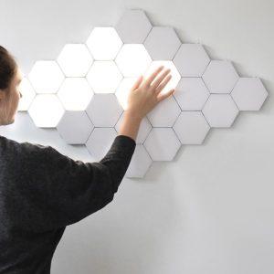 Modernes LED-Nachtlicht zur kreativen Selbstmontage
