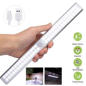 LED-Leuchtleiste mit Bewegungssensor